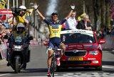 Pasaulio dviračių taurės etape Olandijoje E.Juodvalkis finišavo 83-ias