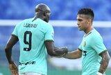 """""""Inter"""" sutriuškino """"Serie A"""" lygos autsaiderius"""