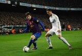 Paskelbtas kandidatų sąrašas į geriausio Europos futbolininko titulą