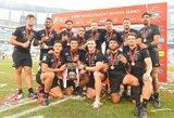 """""""All Blacks"""" regbininkai Keiptaune iškovojo istorinę pergalę"""