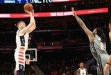 """NBA krepšininkas sukritikavo atsisakiusį žaisti D.Bertanį: """"Tai apie tave pasako daug"""""""