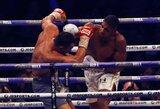 Artimiausia A.Joshua kova turėtų pagerinti 39 metus nepaliestą M.Ali rekordą
