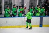 """Dėl įsisukusio COVID-19viruso """"Kaunas Hockey"""" komandoje nukeliamos artimiausios dvi Lietuvos ledo ritulio čempionato rungtynės"""