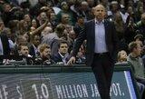 """Lakers"" komanda treneriu gali paskirti NBA legendą"