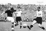 """Istorija grįžta: Anglijos mąstymą apie futbolą pakeitusios """"Amžiaus rungtynės"""""""