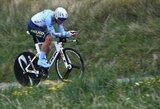 E.Šiškevičius dviračių lenktynėse Prancūzijoje neliko tuščiomis