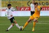 """Po daugiau nei 2 mėnesių pertraukos V.Slivka vėl žaidė """"Serie B"""" lygoje"""