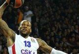 CSKA atsidūrė per žingsnį nuo VTB Vieningosios lygos finalo