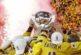 Švedai po dramatiško finalo ir baudinių serijos apgynė pasaulio čempionų titulą!