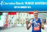 """""""Danske Bank Vilniaus maratone"""" – R.Kančio bei Baltarusijos ir Ukrainos bėgikų triumfas"""