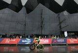 D.Ragažinskienė Europos plento dviračių čempionate aplenkė penkias varžoves