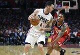"""J.J. Redickas pažėrė kritikos """"Clippers"""" komandai"""