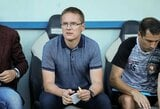 V.Dambrausko pėdsakas Kroatijoje – lietuvis išrinktas geriausiu mėnesio treneriu
