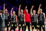 """""""Rytas"""" triuškinama pergale žengė į KMT finalą"""