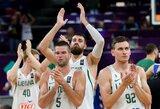 Paaiškėjo galutinė Lietuvos rinktinės pozicija Europos čempionate