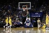 """""""Bucks"""" nepaliko vilčių NBA čempionams"""