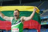 M.Biliaus sugrįžimas: taikiklyje – medaliai ir rekordas Londone
