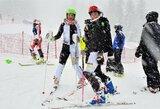 S.Bieliūnaitė pradėjo pasaulio jaunimo kalnų slidinėjimo čempionatą