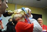 """CSKA prezidentas A.Vatutinas: """"Mano tikslas – surinkti kuo geresnius krepšininkus"""""""