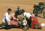 Dakaro ralis: lenktynės, kurias pasmerkė net Vatikanas