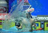 Keturi lietuviai jėgas išmėgins pirmajame pasaulio plaukimo taurės etape Tokijuje