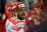 A.Ovečkinas įmušė įvartį, bet Rusijos rinktinė vėl pralaimėjo, H.Lundqvistas neišgelbėjo švedų