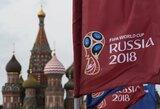 Australijos vyriausybė nusprendė boikotuoti pasaulio čempionatą Rusijoje