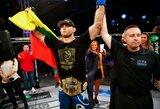 Svajonė pildosi: J.Anglickas pakviestas į UFC prezidento vardo turnyrą