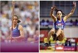 """Čempionės sureagavo į sprendimą nenukelti olimpinių žaidynių: """"Jie verčia mus rizikuoti savo, artimųjų ir visuomenės sveikata"""""""
