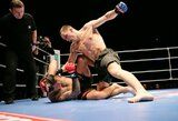 Legenda sugrįžta: M.Žaromskis kovos MMA turnyre Vilniuje