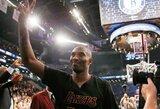 """K.Bryantas nukalė """"Lakers"""" pirmąją pergalę sezone"""