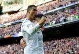 FIAT ketina finansuoti C.Ronaldo atlyginimą Turine
