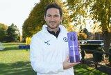 Greitas kilimas karjeroje: F.Lampardas paskelbtas geriausiu mėnesio treneriu