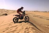 Prestižinėse lenktynėse finišavęs A.Gelažninkas iškovojo teisę startuoti Dakaro ralyje