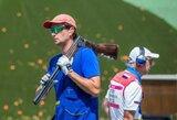 Lietuvos stendinio šaudymo čempionate triumfavo A.Zareckij ir R.Račinskas