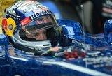 "S.Vettelis: ""Kiekvienas pilotas norėtų atstovauti ""Ferrari"""