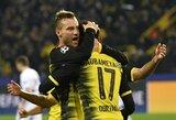 """Atsitiesę """"Tottenham"""" antrajame kėlinyje palaužė """"Borussia"""""""