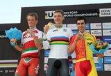 G.Bagdonas ir R.Navardauskas pasaulio čempionato atskiro starto lenktynėse liko rikiuotės viduryje