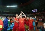 Kinijos futbolininkui skirta metų diskvalifikacija dėl užsidėtos grandinėlės