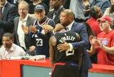 """D.Riversas apie """"Clippers"""" komandą: """"Niekada anksčiau taip nesididžiavau savo žaidėjais"""""""