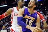 Kvailiausių NBA savaitės epizodų penketuke – nevykę ir perdavimai bei A.Stoudemire'o nematomas komandos draugas