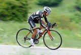 """Šeštajame """"Tour de Pologne"""" dviračių lenktynių etape G.Bagdonas liko tarp autsaiderių, A.Kruopis nefinišavo"""