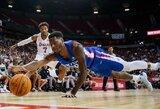 """""""Žalgirio"""" krepšininkai turi mažiausiai NBA patirties Eurolygoje"""