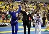 D.Obelenytė – dukart pasaulio braziliško džiu-džitsu čempionato nugalėtoja