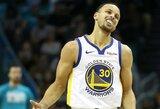 S.Curry geriausių žaidėjų penketuke – vienas vis dar žaidžiantis krepšininkas