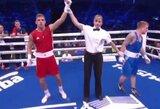 E.Petrauskas neprasibrovė į Europos čempionato finalą, tačiau iškovojo bronzos medalį