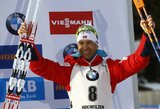 Neįtikėtina: 43-ejų metų O.E.Bjoerndalenas iškovojo 45-ą pasaulio čempionatų medalį