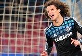 """""""Barcelona"""" vasarą mėgins įsigyti D.Luizą"""