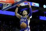 """Dviems NBA žaidėjams nepatiko A.Drummondo išrinkimas į """"Visų žvaigždžių"""" rungtynes"""