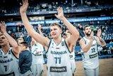 Balkaniškas finalas: ar nesustabdoma Slovėnija taps istorine čempione?